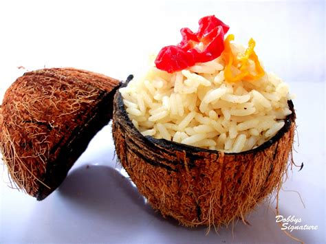 coconut in food dobby s signature food recipes how to cook cuisines