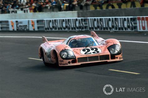 Porsche 917 Pink Pig by Willi Kauhsen Reinhold Joest Porsche 917 20 Pink Pig