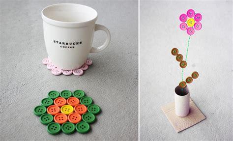 ideas para decorar con botones mimundomanual ideas de