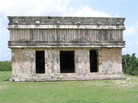 Pyramid Turtle Common uxmal house decorated with quot turtles quot photo