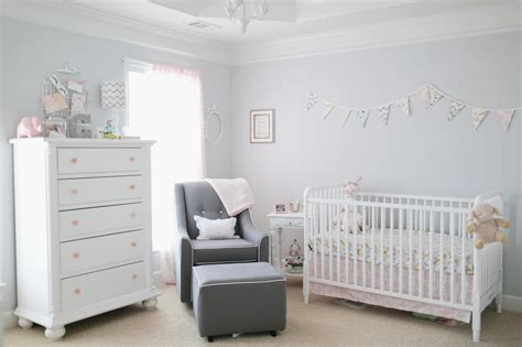 Light Gray Baby Crib Rooms And We This Week Project Nursery