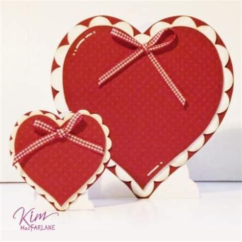 card making template kim s digi templates heart shaped card silhouette