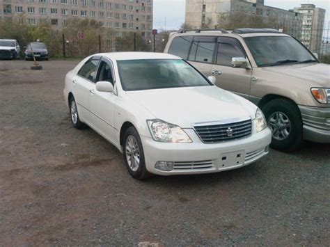 Toyota Crown For Sale 2004 Toyota Crown For Sale