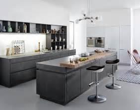 Kitchen Worktop Ideas Using Concrete In The Kitchen Kitchen Sourcebook