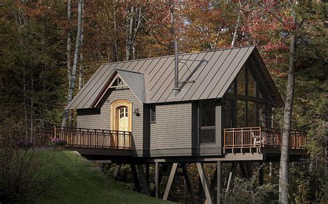 fine homebuilding houses mountaintop treehouse fine homebuilding