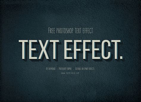 free photoshop text templates graphichive net