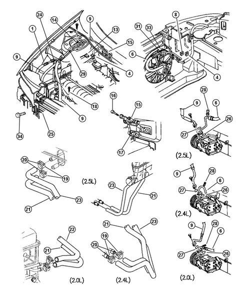 motor repair manual 1999 plymouth breeze spare parts catalogs plymouth breeze vacuum diagrams plymouth auto wiring diagram
