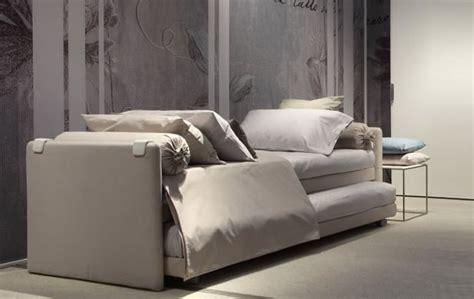 divani letto cassina bruno interni lettotrasformabile duetto collezione flou