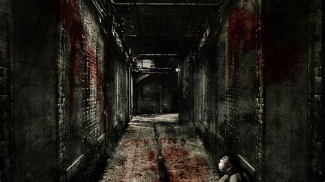 wallpaper404 com horror tapete