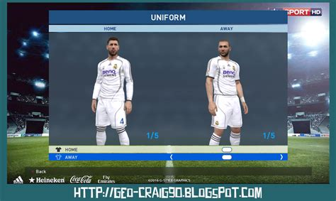 welcome to pes 2017 real madrid kit season 2006 07 hd