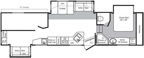 raptor floor plans 2008 keystone raptor rp3600 fifth wheel oklahoma city ok