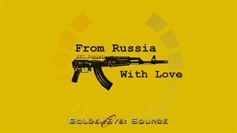 goldeneye source russia with love yellow wallpaper 1080