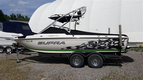 supra launch boats 2010 supra launch 21v wakeboard boat for sale in