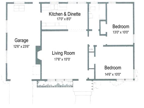 2 bedroom home plans ahscgs