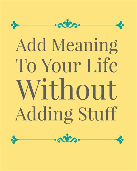 decluttered meaning less is actually less organize and decorate everything