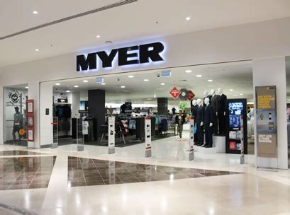 meyer australia myer sales to rise