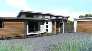 Contemporary House Floor Plan skillion roof design storybook designer homes