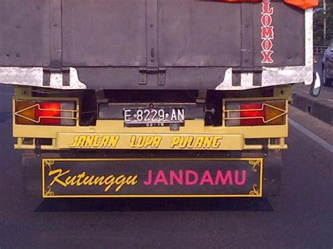 Kas Rem Belakang Carry 10 Indoparts status status galau di bak belakang mobil truk berbagi tak pernah rugi
