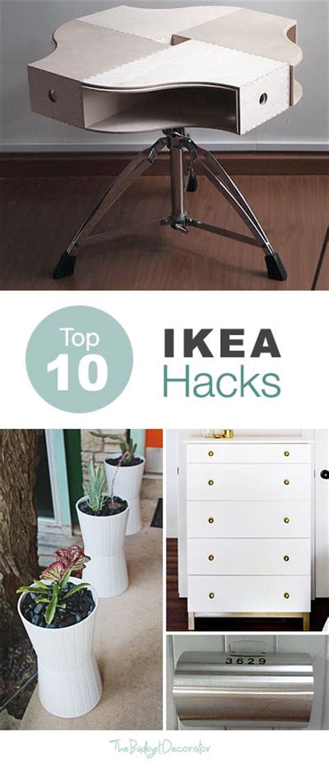 top ikea hacks top 10 ikea hacks ideas tutorials ikea decora