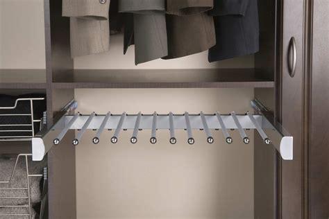 Closet Accessories   Belt racks, tie racks, pant racks