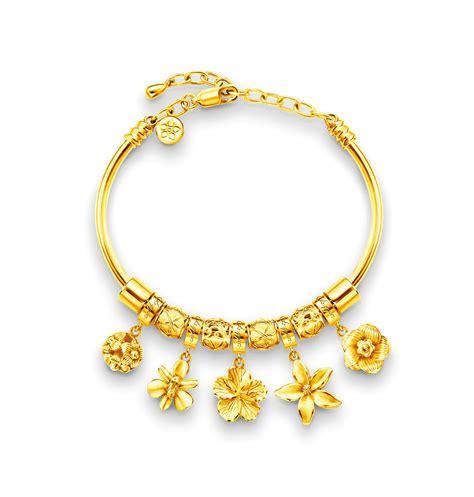 Gelang Tangan Baby Emas Kuning koleksi barang kemas poh kong gaya koleksi raya 2015