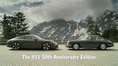 porsche   years edition tradition promo youtube