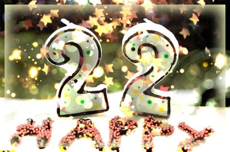 22 Happy Birthday Wishes Mostly Reviews Happy 22 Giveaway