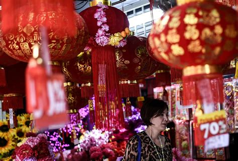 lunar new year for celebrating the lunar new year in malaysia