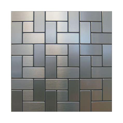 inoxia speedtiles california mosaic self adhesive metal