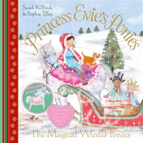 evie s princess evie s ponies the magical winter ponies book