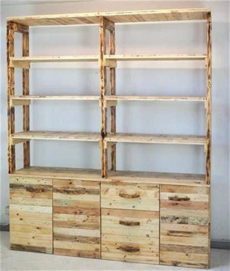 costruire mensole in legno scaffalatura in cantina fai da te
