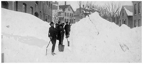 worst snowstorms in history 5 of the worst blizzards in u s history weather mate