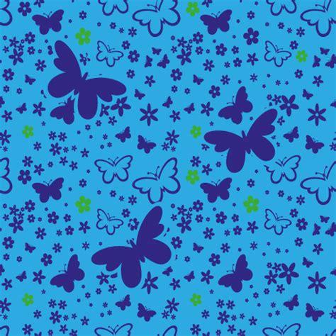 imagenes de mariposas azul turquesa patr 243 n de mariposas con fondo azul