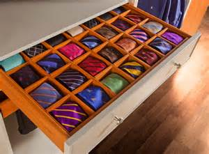 Tie Closet Organizer by Storage Ideas Eclectic Closet Other Metro By The