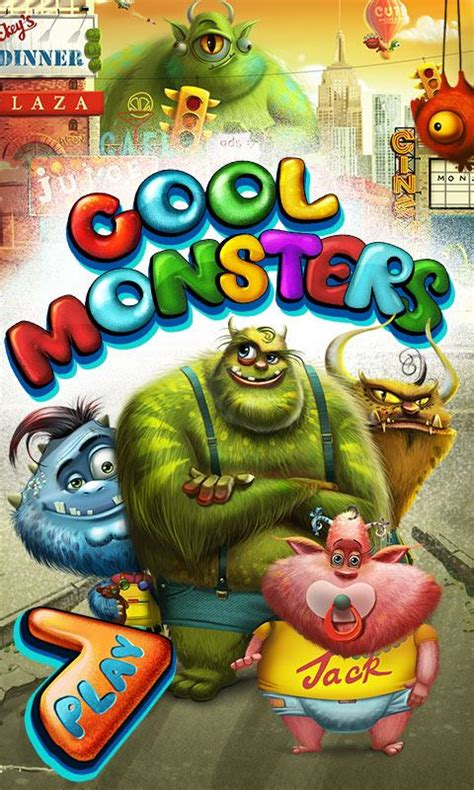 7 Awesome Monsters To Be This by Cool Monsters Dress Up Android Apps On Play
