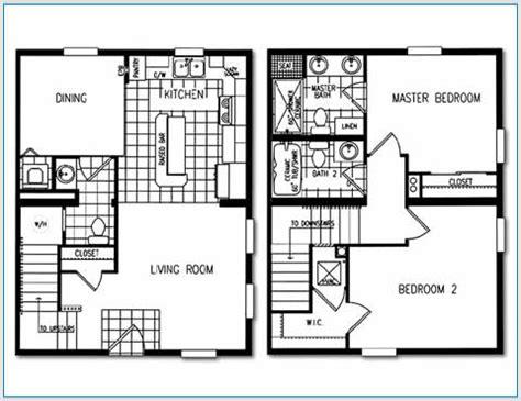 3 Bedroom 2 Bath House Floor Plans Floor Plans Apartments For Rent Key Largo Florida Keys