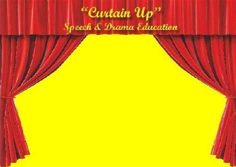 curtain up theatre school drama classes croydon croydon curtain up speech