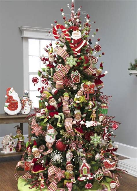153 best christmas trees images on pinterest christmas