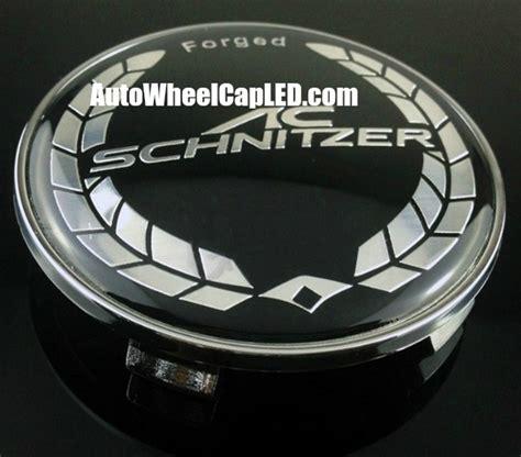 Emblem Bmw Ac Schnitzer Silver Velg Center 68mm 3d bmw ac schnitzer forged 68mm wheel center hubs caps black chrome silver roundels 4pcs emblems