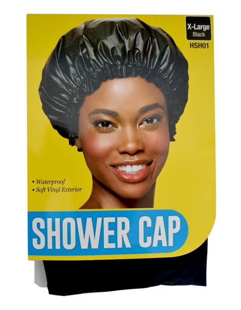 Large Shower Cap by By X Large Shower Cap