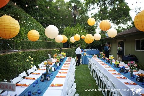 decorating backyard wedding outdoor wedding lighting decoration ideas 99 wedding ideas