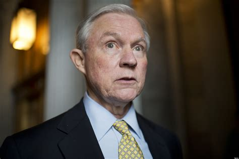 jeff sessions last action jeff sessions virtually no one is being deported except