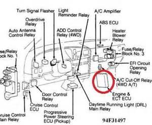 1996 toyota 4runner ecu wiring diagram 1996 get free image about wiring diagram