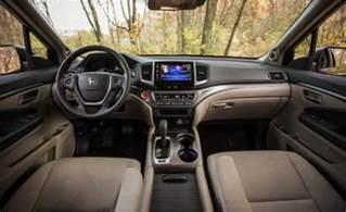 Honda Pilot Inside 2018 Honda Pilot Release Date Price Changes Specs