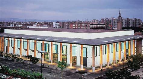 spain convention zaragoza auditorio palacio de congresos theatre in zaragoza at