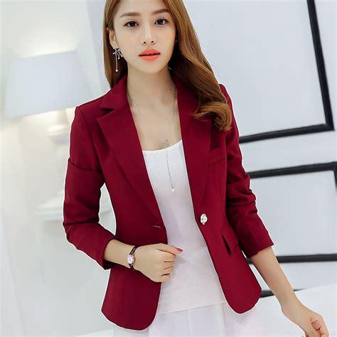 jacket design for ladies suit women suit jackets work office outwear top blazer summer