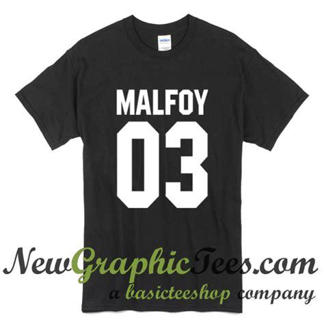 T Shirt 03 draco malfoy 03 t shirt