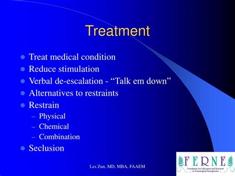 Are Clinicals For Mba Phycotherapy Paid by Ppt Agitated Patients Clinical Overview And Problem