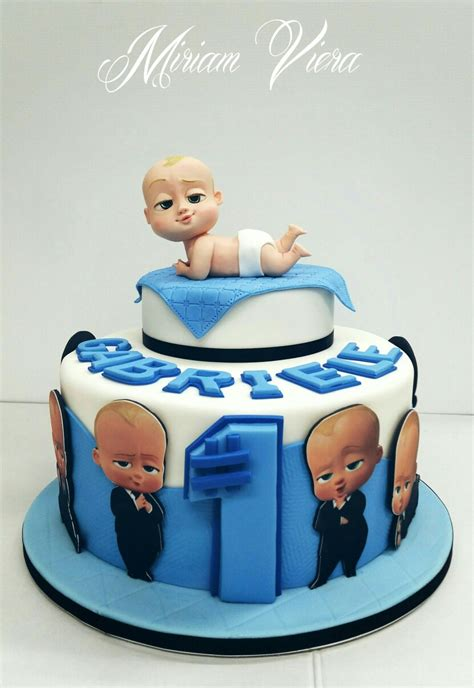 Baby Boss Cake   Cumpleaños #2 Santiago Ignacio   Pinterest   Cake, Babies and Birthdays