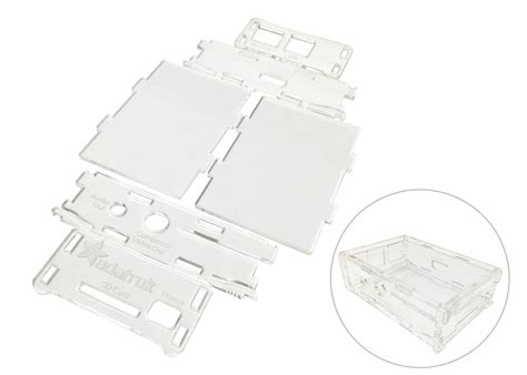 Mc Rp001 Clr Raspberry Pi Clear raspberry pi microcontrollers micro pcs prototyping and hobby kits electronic components